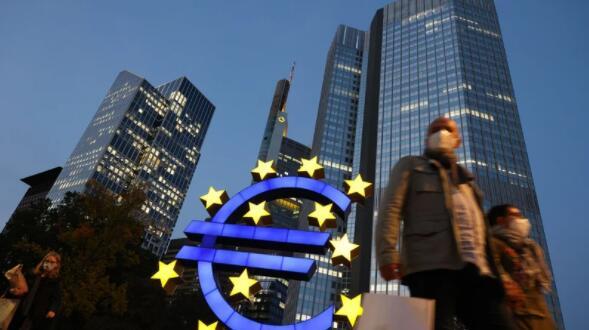 欧洲央行上调欧元区经济增长和通胀预期