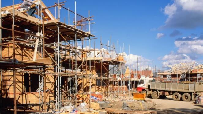 根据采购经理人指数显示5月爱尔兰建筑活动反弹但成本飙升
