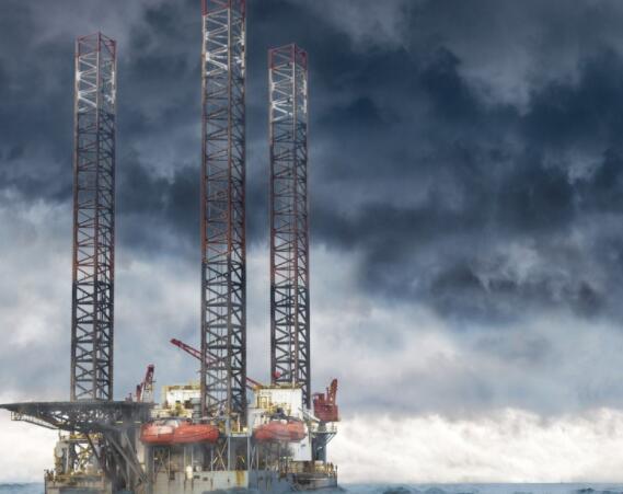 最近公布的收益让投资者更加关注石油股使其比平时更加波动