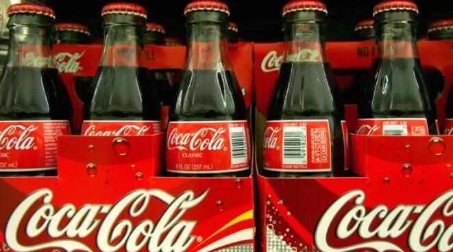 """""""可口可乐仍然是爱尔兰最受欢迎的品牌"""