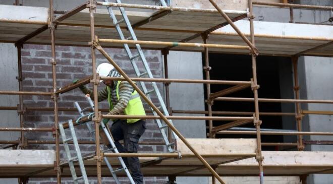 """""""阿尔斯特银行表示9月建筑业活动再次放缓"""