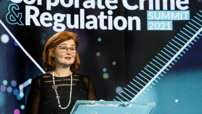 爱尔兰中央银行金融行为总干事表示无需担心新的问责制规则